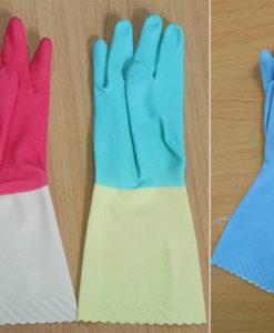 Găng tay cao su công nghiệp