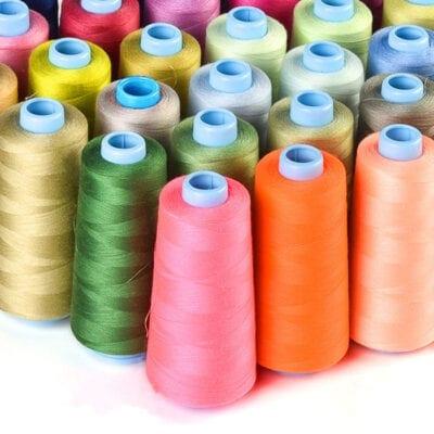 các màu sợi sản xuất bao tay