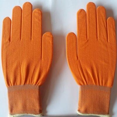 Bao tay màu cam Orange