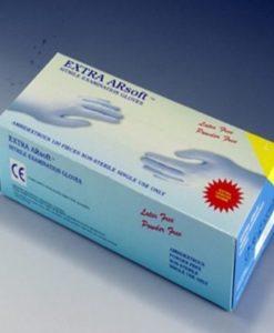 Găng tay cao su không bột Extra Arsoft