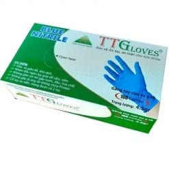 Gang tay cao su y tế không bột nitrile TTglove
